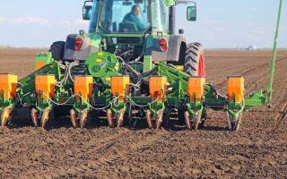 Технологии посева зерновых культур