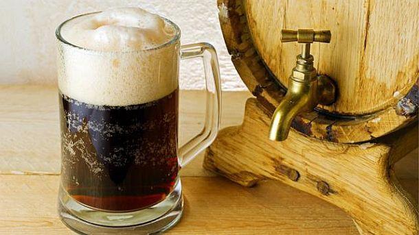 Домашнее темное пиво
